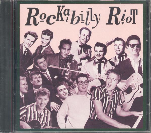 Rockabilly Riot (CD)