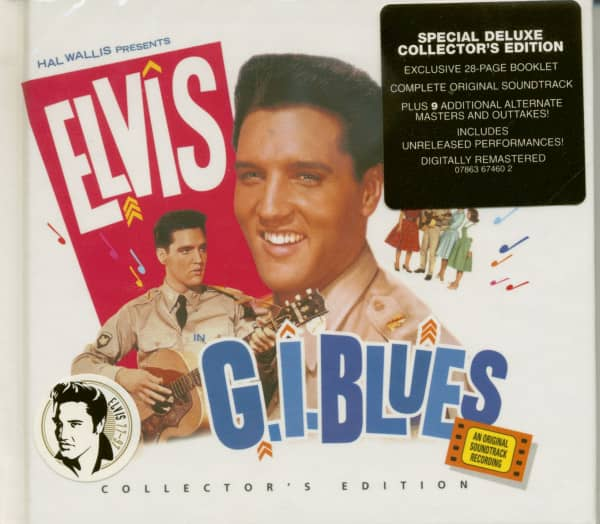 G.I.Blues (CD, Deluxe Edition)