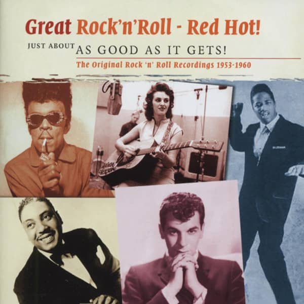 Great Rock'n'Roll - Red Hot! (2-CD)