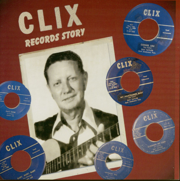 The Clix Records Story (CD)