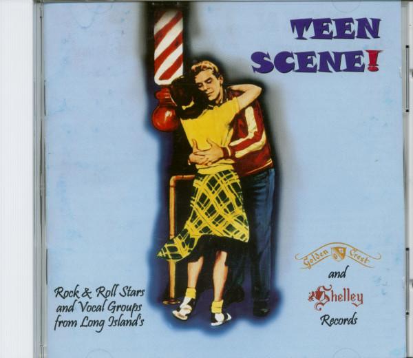 Vol.01, Teen Scene