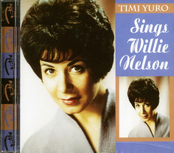 Sings Willie Nelson (CD)