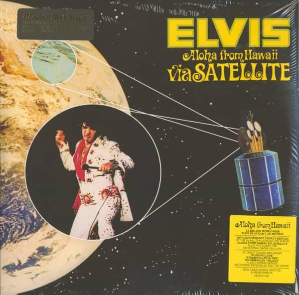 Aloha From Hawaii Via Satellite (4-LP, 180g Vinyl)