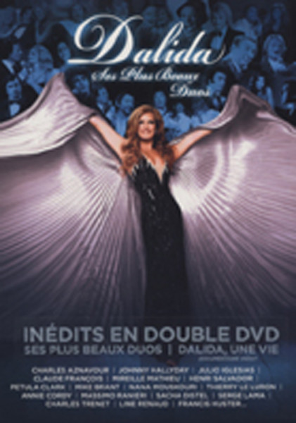 Ses Plus Beaux Duos - Dalida, Une Vie (2-DVD)