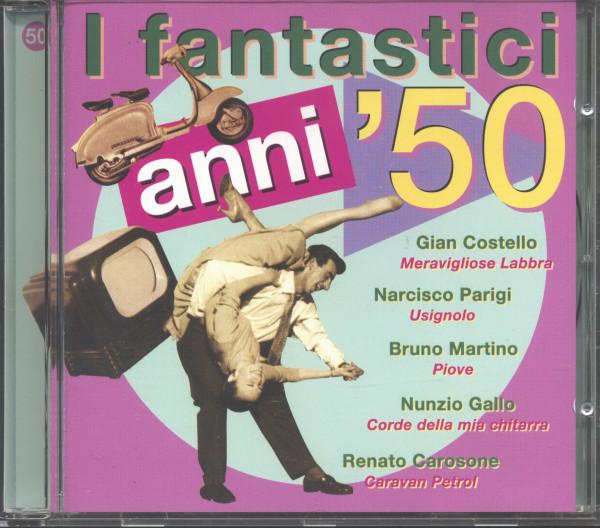 I Fantastici Anni '50 Vol.3 (CD)