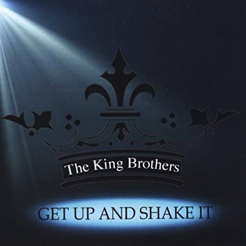 Get Up And Shake It (CD)