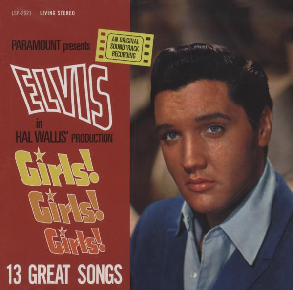 Girls Girls Girls...plus 2-CD 7inch Digipac