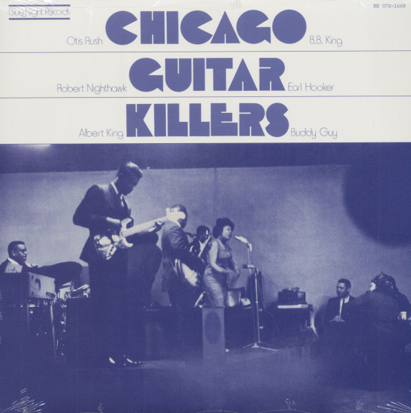 Chicago Guitar Killers (LP)