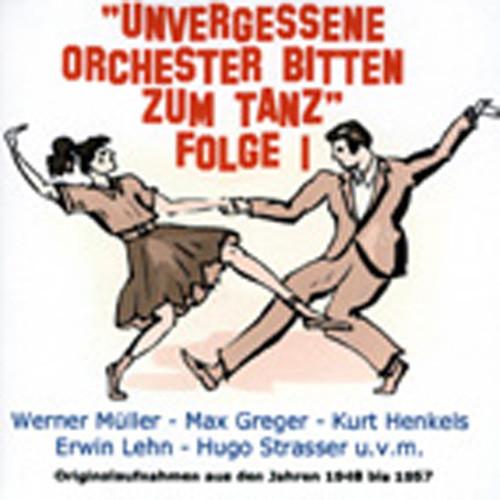 Unvergessene Orchester bitten zum Tanz 48-57