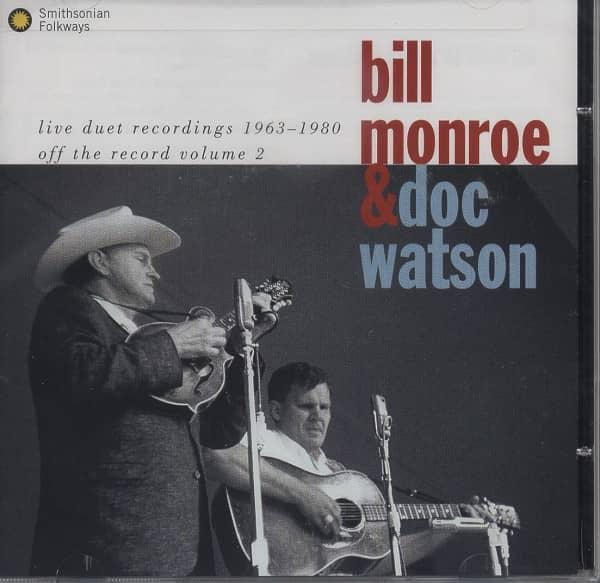 Vol.2, Live Duet Recordings 1963-1980