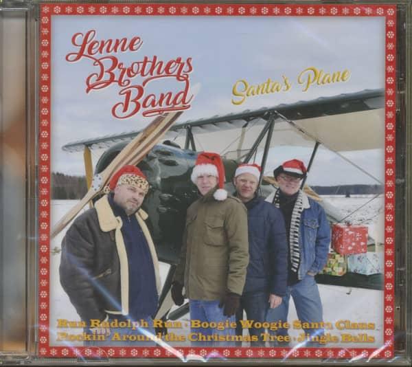 Santa's Plane (CD)