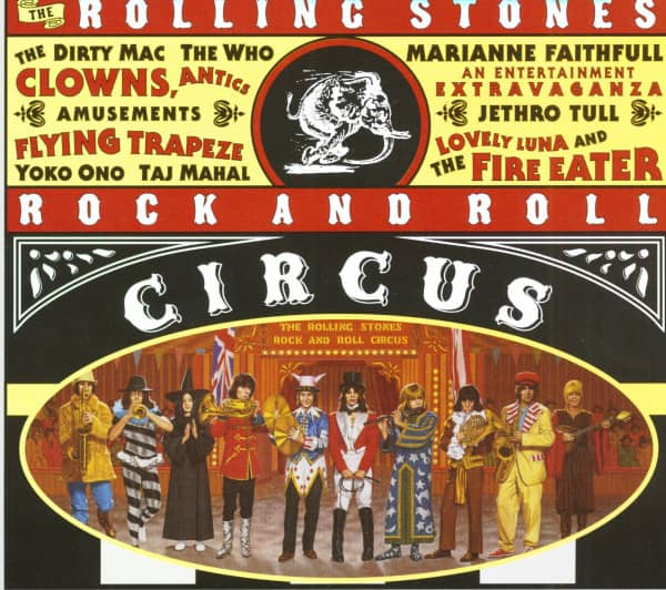Rock And Roll Circus - Expanded Edition (2-CD)