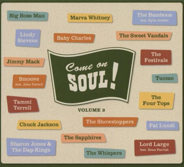 Vol.2, Come On Soul!