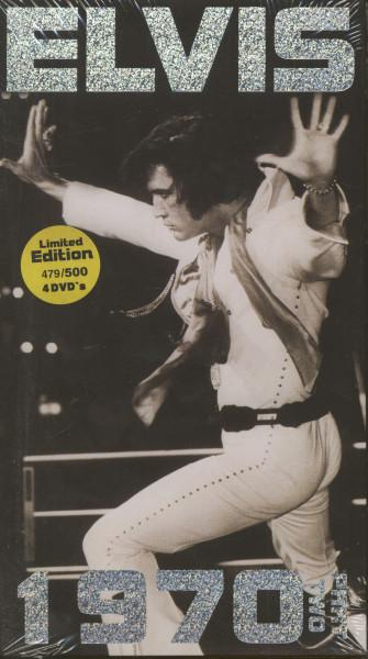 Elvis 1970, Part 2 (4-DVD)
