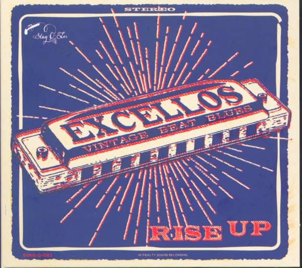 Rise Up - Vintage Beat Blues (CD)