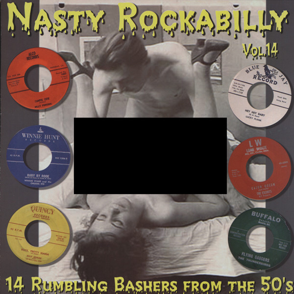 Nasty Rockabilly Vol.14 (Vinyl LP)
