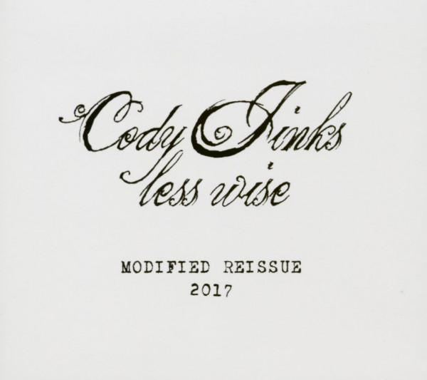Less Wise Modified (CD)