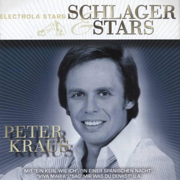 Electrola Stars - Peter Kraus (CD)