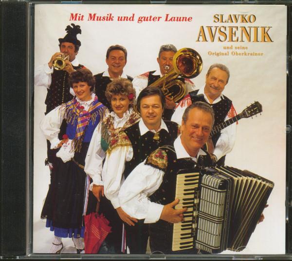Mit Musik und guter Laune (CD)