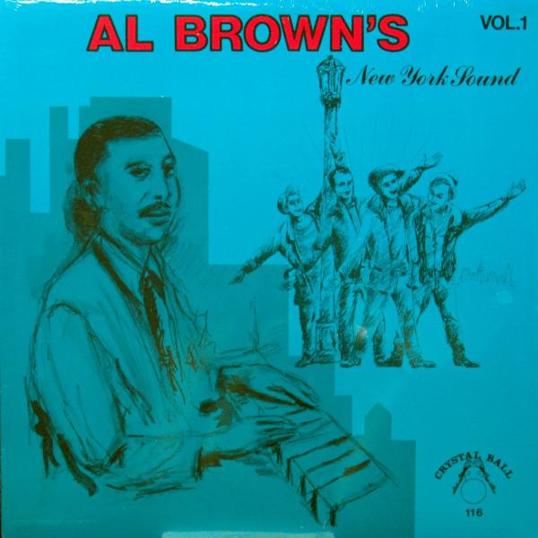 Al Brown's New York Found Vol.1 (Vinyl-LP)