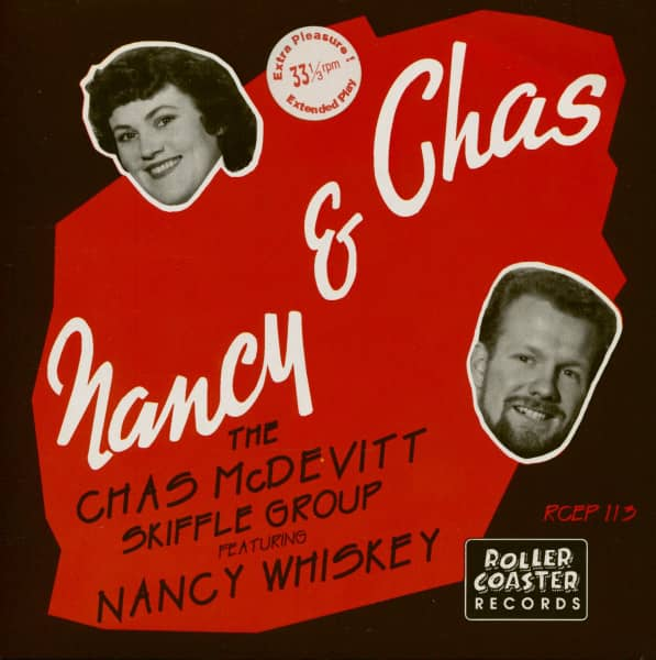 Nancy & Chas (7inch, EP, 33rpm, PS, SC)