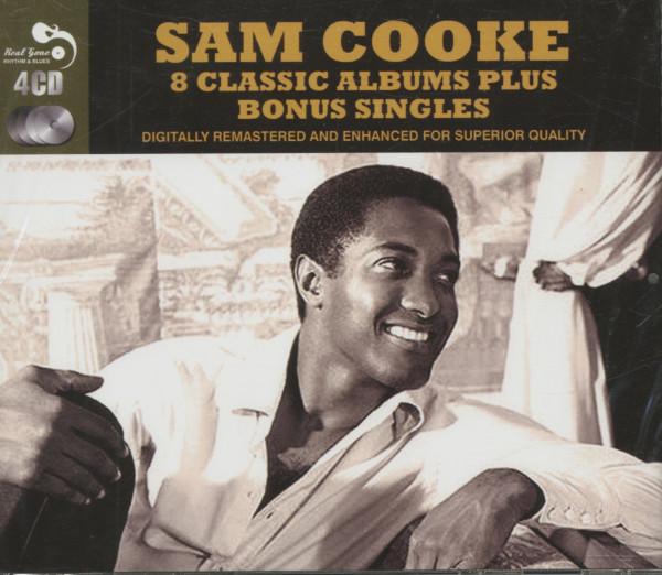 8 Classic Albums Plus Bonus Singles (4-CD)