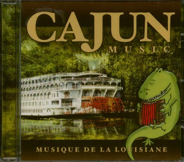 Cajun Music - Musique de la Louisiane