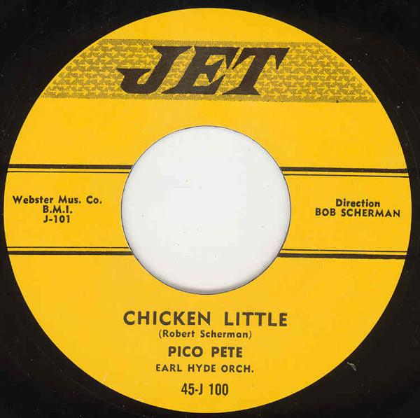 Chicken Little - Hot Dog (7inch, 45rpm)