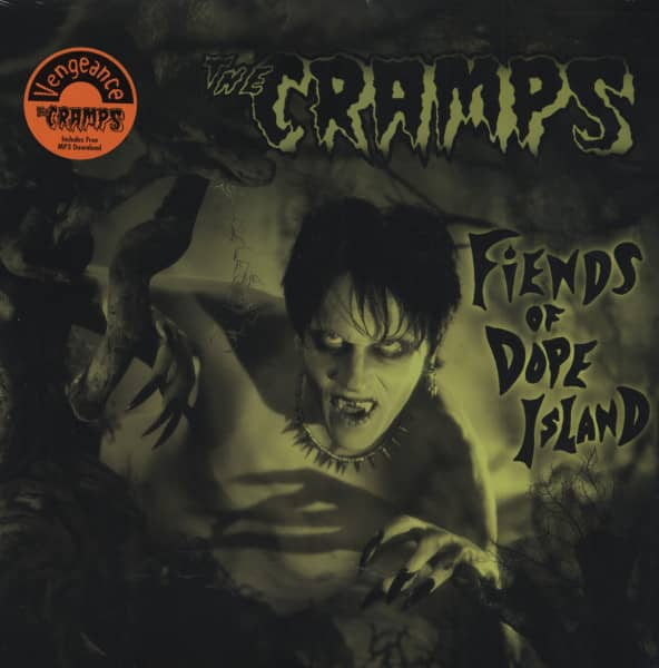 Fiends Of Dope Island (inklusive MP3 Download)