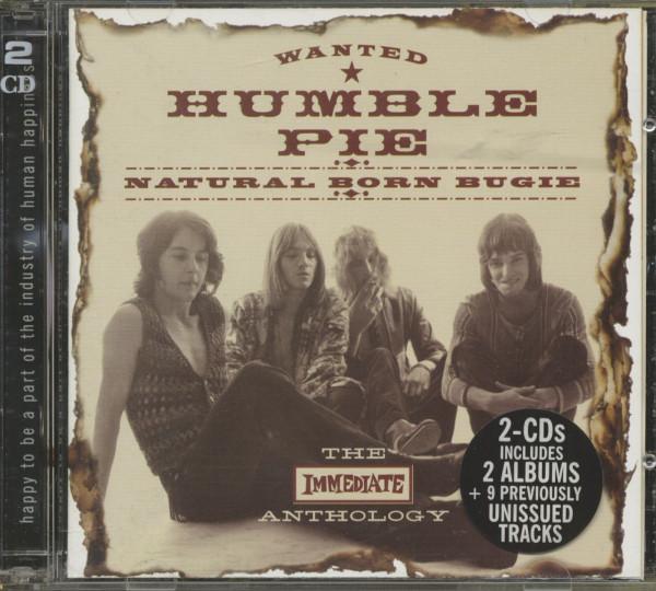 Natural Born Boogie - Anthology 2-CD