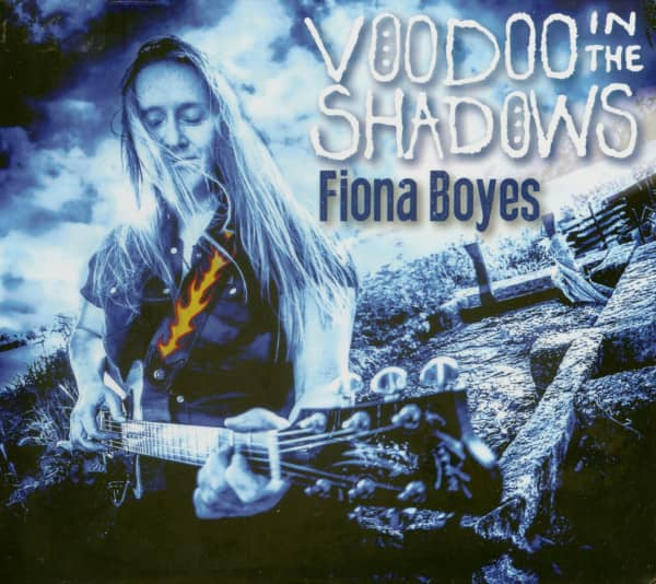 Voodoo In The Shadows (CD)