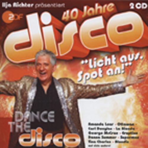 Disco - Dance The Disco (2-CD)