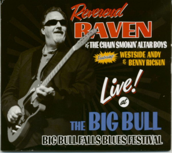 Live At The Big Bull (CD)
