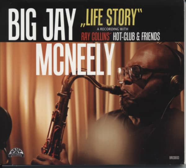 Life Story - with Ray Collin's Hot-Club (CD)