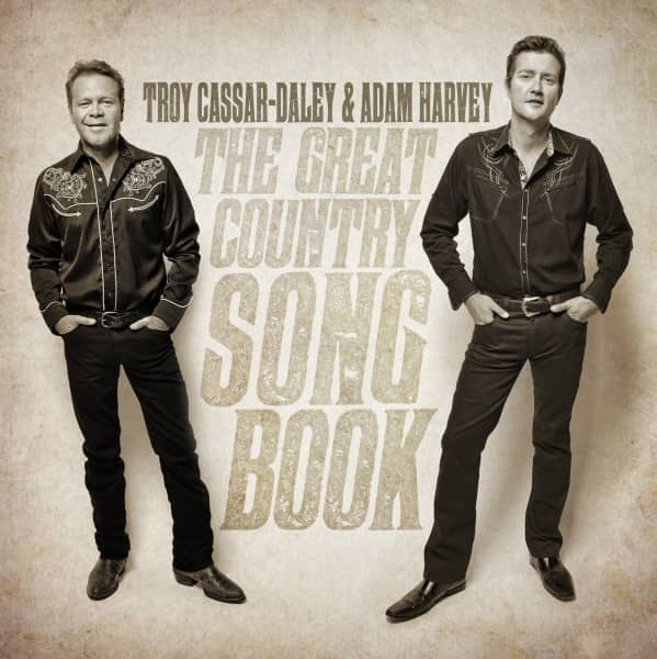 The Great Country Song Book
