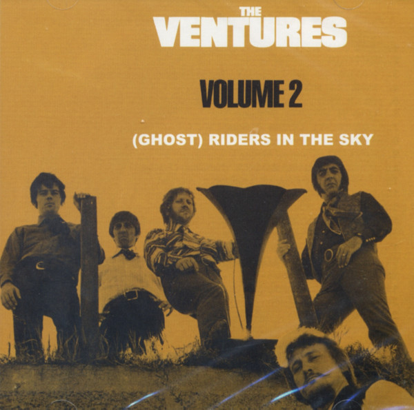 (Ghost) Riders In The Sky (1961)...plus