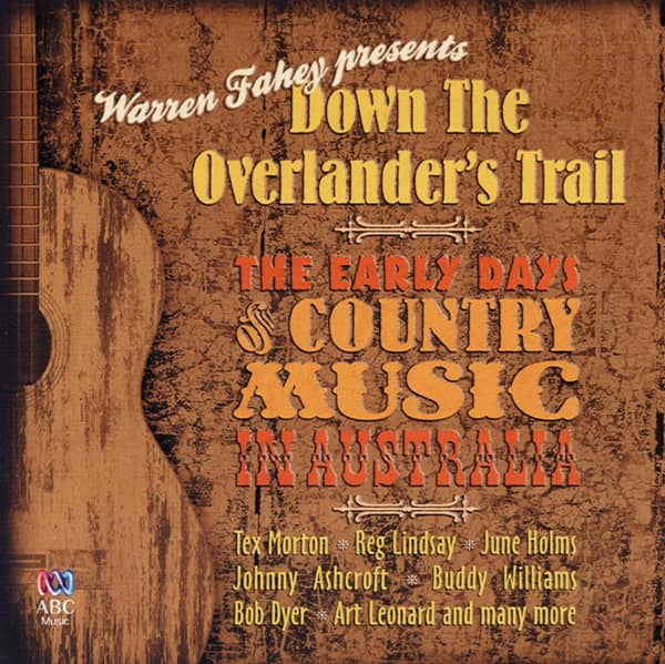 Down The Overlander's Trail (2-CD)