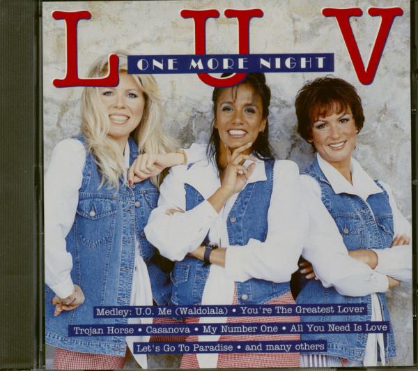 One More Night (CD)