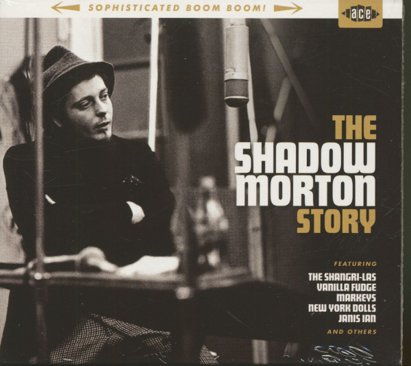 The Shadow Morton Story