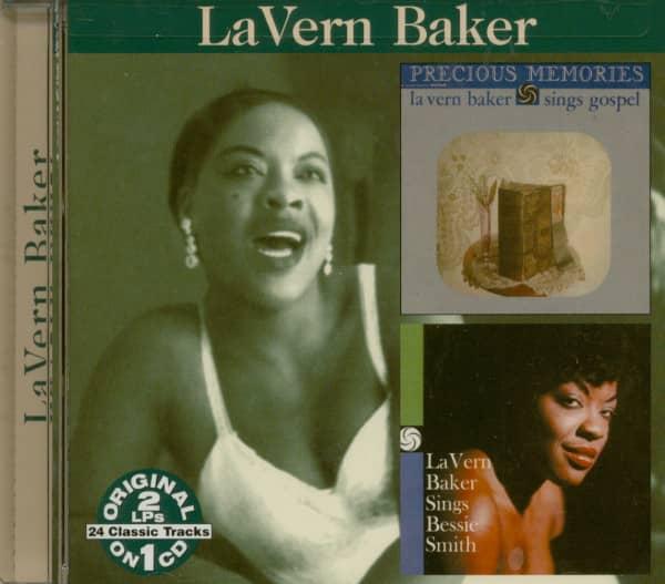 Precious Memories - Laverne Sings Bessie Smith (CD)