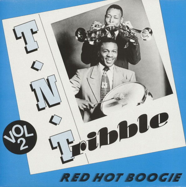 Red Hot Boogie Vol.2 (LP)