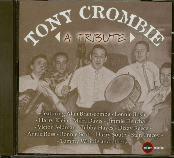 Tony Crombie - A Tribute (CD)