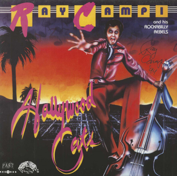 Hollywood Cats (LP)