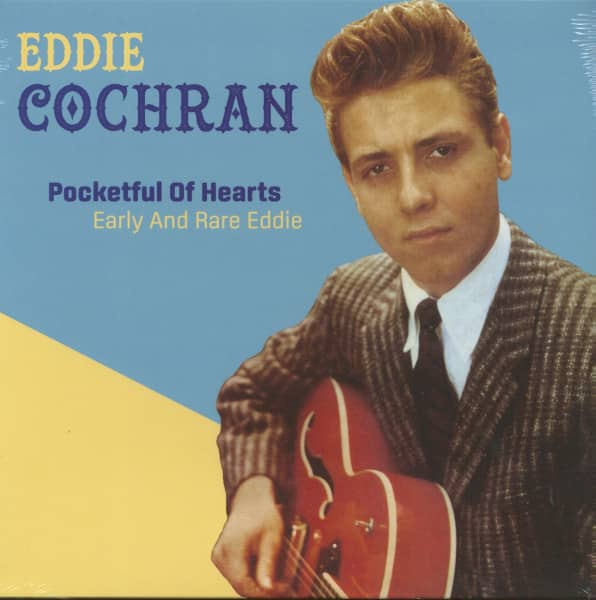 Pocketful Of Hearts (LP, ltd.)