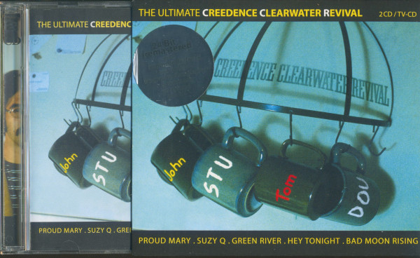 The Ultimate Creedence Clearwater Revival (2-CD)