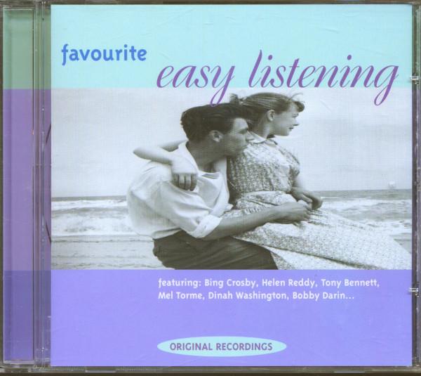 Favourite Easy Listening (CD)