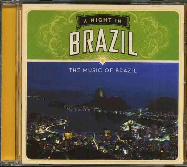 A Night In Brazil (CD)