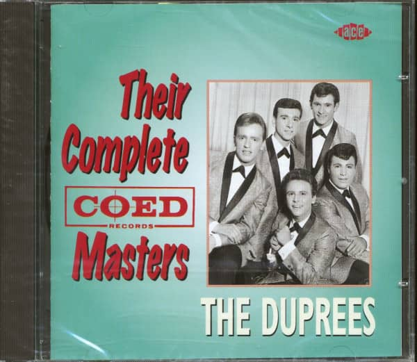 Their Complete Coed Records Masters (CD)