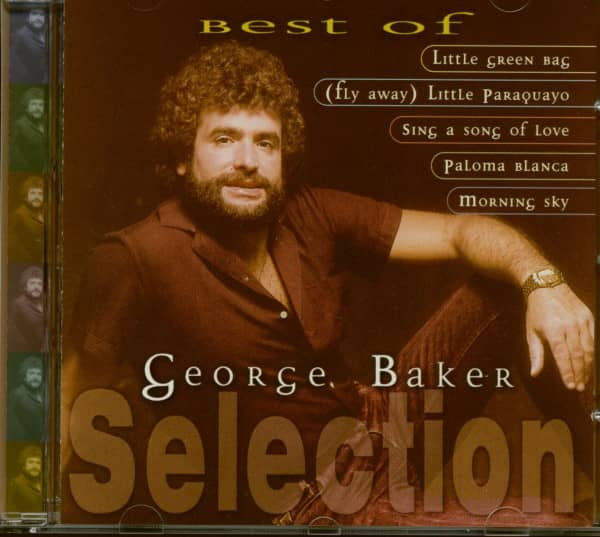 Best Of George Baker Selection (CD)