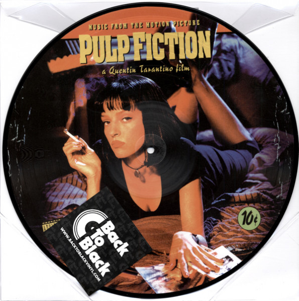 Pulp Fiction O.S.T. (Limited Edition - Picture Disc)